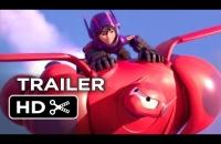 Big Hero 6 Official Trailer - Disney Animation Movie HD