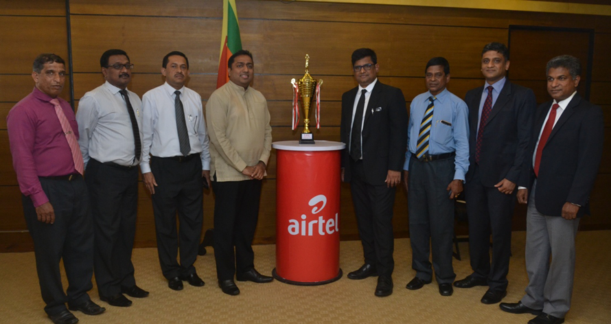 Airtel sponsors the All Island School Games Netball Championships 2016