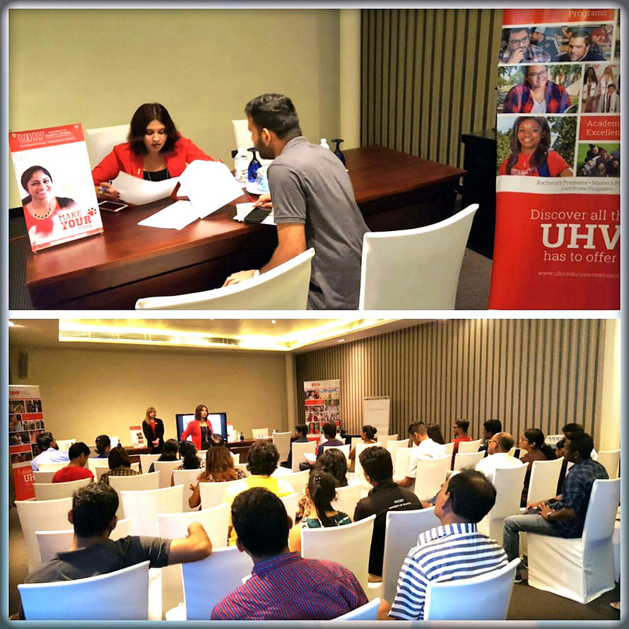 University of Houston Victoria conducts Open Day