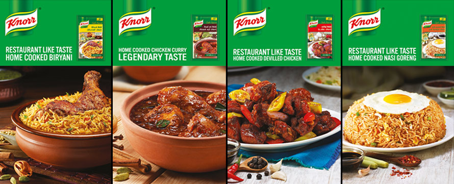 Knorr Launches a New Range of Chef s Special Mixes to Create Restaurant like Dishes at Home