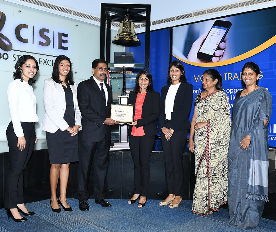 Renuka Hotels Limited commences trading at CSE