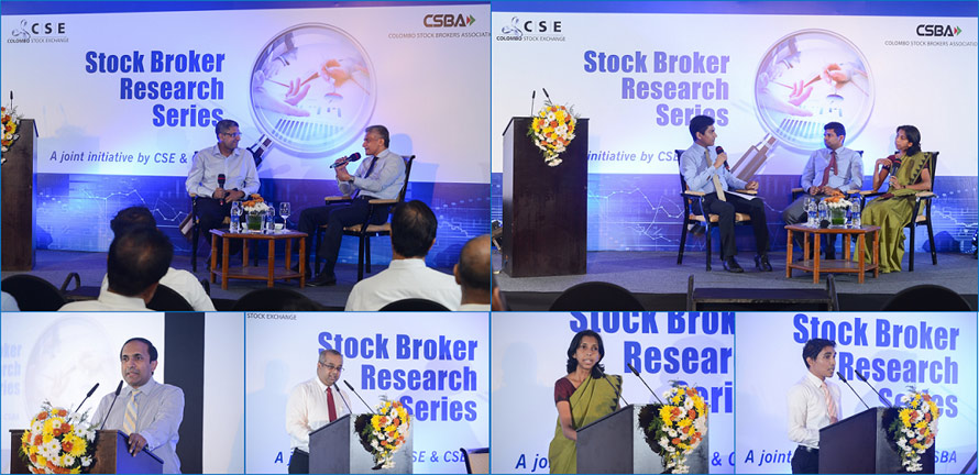 CSE and CSBA host second event showcasing SP SL 20 companies