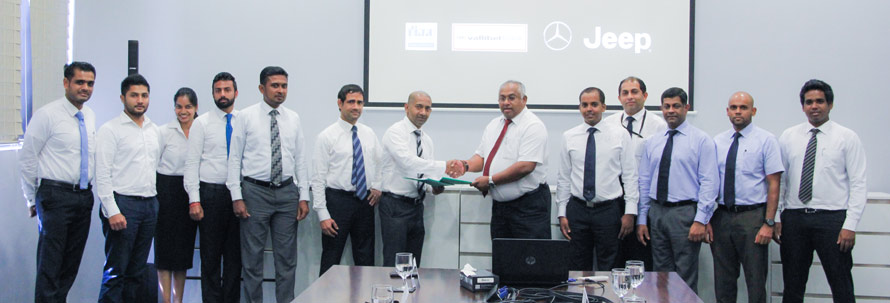 DIMO and Vallibel Finance initiate ground breaking Mercedes Benz and Jeep deals