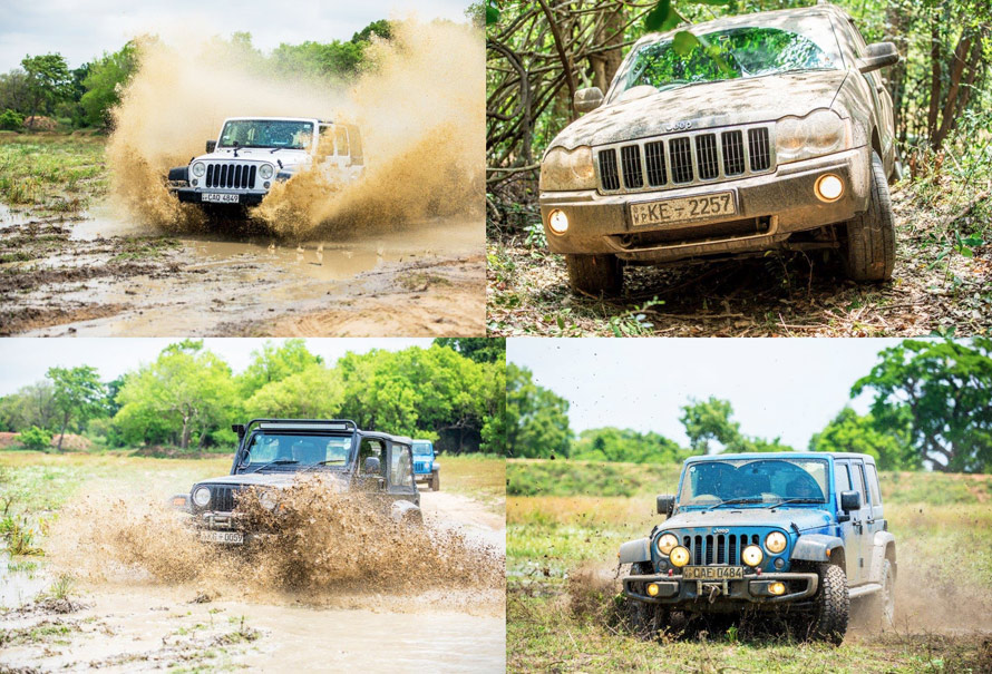DIMO and Jeep power adventure in the great outdoors of Habarana
