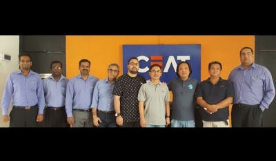 CEAT hosts export customers from three countries to Sri Lanka tour