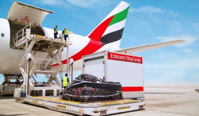 Emirates SkyCargo wins International Air Cargo Carrier of the Year award in India