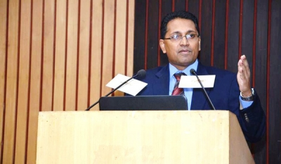Hashan Haputhanthri on Second National Seminar on Higher Education in India