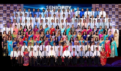 Commercial Bank honours 136 staff for 25 years of service