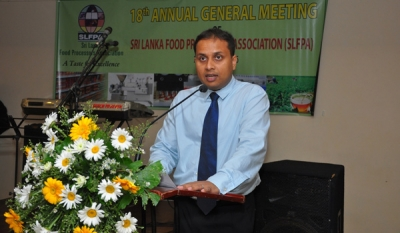 SL Food Processing Association's new Council committed to develop industry