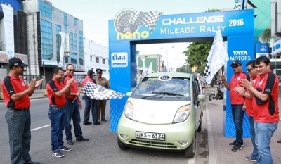 Tata Nano Challenge Mileage Rally 2016 ( 19 Photos )