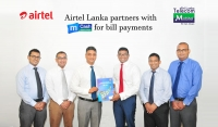 Airtel Lanka partners with mCash for bill payments