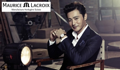 Maurice Lacroix welcomes Jang Dong Gun as new brand ambassador