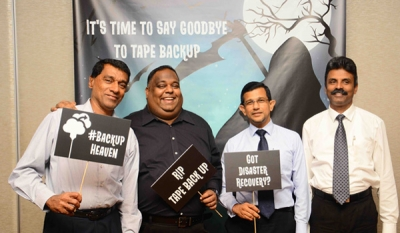 Are Sri Lankan companies prepared to lose their data? H One addresses the real cost of data loss