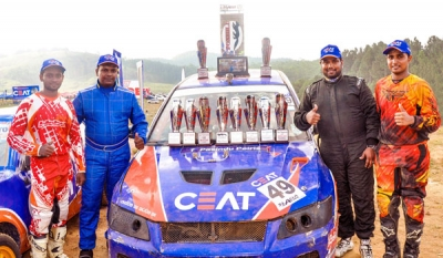 CEAT Racing sets Foxhill ablaze with 3 championships and 18 podium finishes