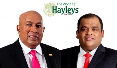 Hayleys ups revenue by 17% in 1Q 2014/15