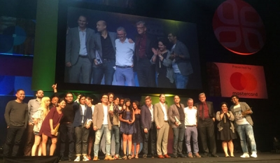 BBDO wins Network of the Year at Spikes