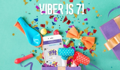Viber Celebrates 7 Years of Connecting People Freely and Securely Without Selling Them Out