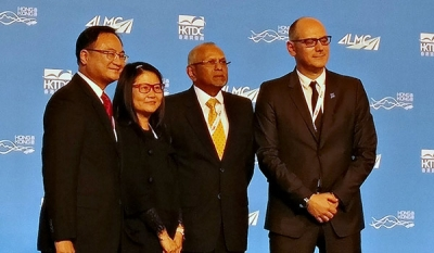 CICT promotes Port of Colombo at elite maritime forum in Hong Kong