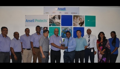 Ansell Launches Rainforest Conservation Carbon Inserring Initiative in Sri Lanka