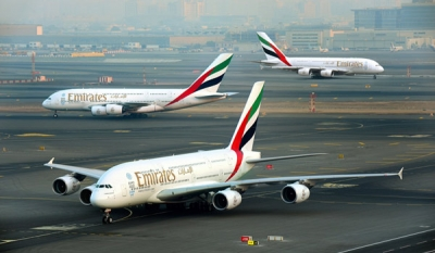 Three new A380 destinations, three continents, one day