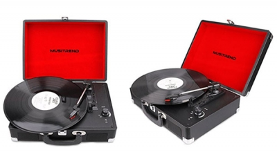 Zeppelin turns tables to bring back vinyls and record players from near extinction