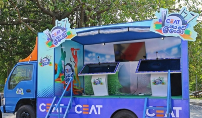 CEAT launches road trip across Sri Lanka to capture support for country's cricket team