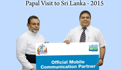Mobitel, Exclusive Mobile Communications Partner for Papal Visit to Sri Lanka