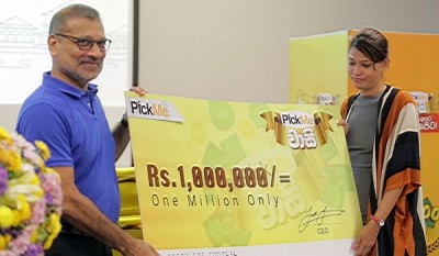 PickMe Waasi Grand Draw 2017 winners receive cash and prizes up to 1 million