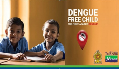 Mobitel takes the lead in helping combating Dengue among school children with the 'DengueFreeChild' app