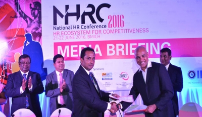 IPM National HR Conference 2016: HR Ecosystem for Competitiveness