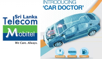 Mobitel makes the connected car a reality with the introduction of 'Car Doctor'