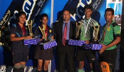 Ritzbury Champ Sponsors Rajans All Island Invitational Hockey Sevens 2017