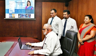 Commercial Bank offers exciting new look and functionality in revamped website