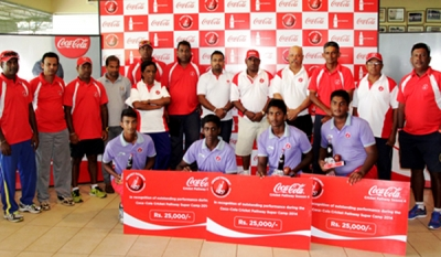 Coca-Cola Cricket Pathways culminates with Super Camp to promote grassroots cricket in Sri Lanka