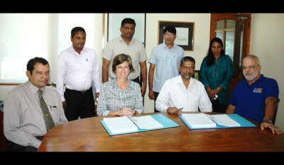 FAO to construct Finfish Hatchery in Batticaloa under the EU-SDDP to boost national aquaculture