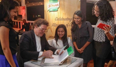 Celebrating flavours of life with Chef Marco Pierre White