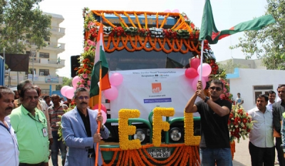 EFL paves the way for simplified cross border logistics between Bangladesh and India