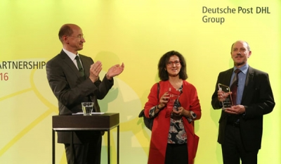 Deutsche Post DHL Group and United Nations celebrate 10-year success story of public-private partnership