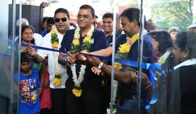 Mobitel expands its state of the art 'Customer Experience Center' to Jaffna