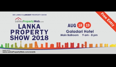 'The Lanka Property Show' Returns With More Property and Real Estate Deals for Investors