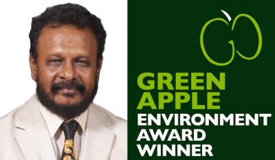 Eco Engineers Co. on the way to Green Glory Adjudged by Green Apple Environment Award at London Parliament
