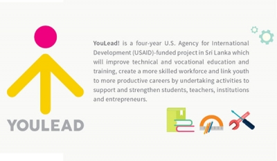 "USAID joins business leaders and Sri Lanka government to launch ""YouLead!"""