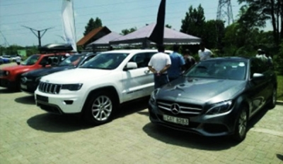 DIMO invites Sri Lanka to get behind the wheel at the HNB Mercedes-Benz and Jeep Test Drive Days