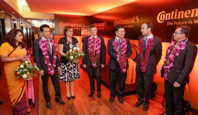 Germany's number one tire supplier Continental applauds DSL tire dealers in Sri Lanka
