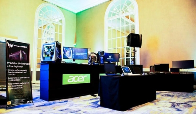 Metropolitan launches the latest Acer computers powered with Intel Optane Memory ( 08 photos )