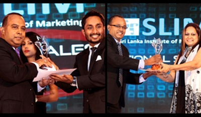Holcim Lanka shines at SLIM NASCO awards 2014