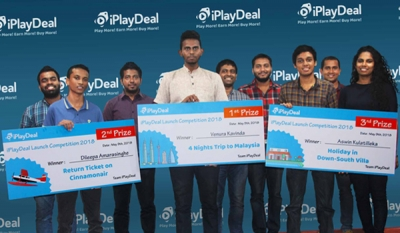 Softcodeit launches iPlayDeal - an innovative platform for mobile app users, developers and merchants of Sri Lanka