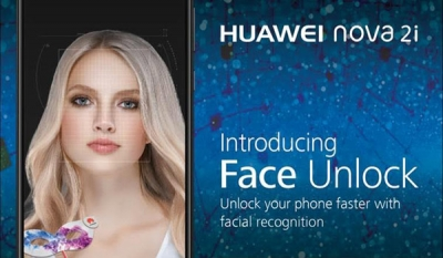 Huawei introduces First Ever Facial Recognition feature through nova2i