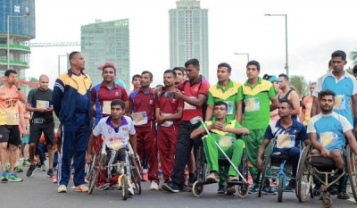 Colombo City Running raises Rs 400,000 in charity run