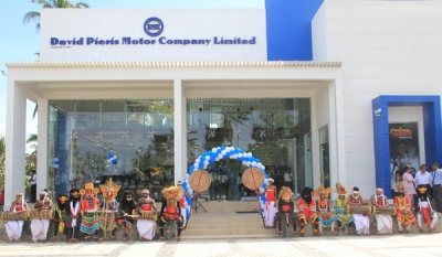 DPMC relocates Regional Sales Office in Ambalangoda, promising 'New World Experience'